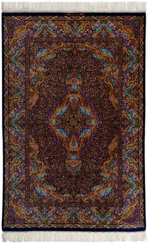 PURE SILK CARPET, art for sale online by IRAN QUM ALI ZADEH