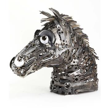 The Horse artwork by Lawrie Simonson - art listed for sale on Artplode