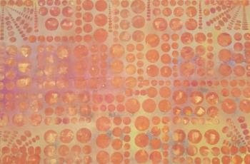 L Orange, art for sale online by Renee Guercia