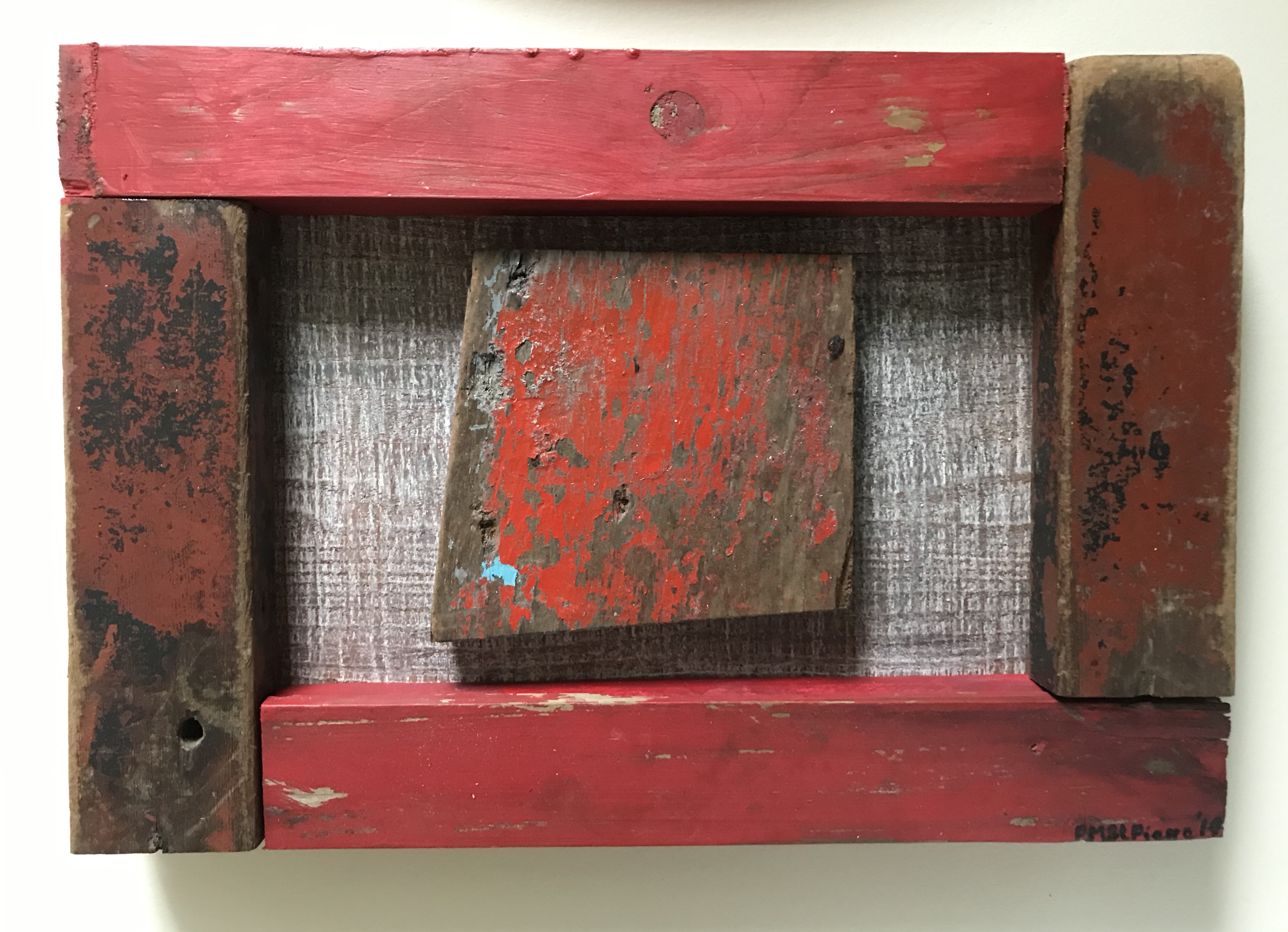 Fort Rouge artwork by Paul Matthew St Pierre - art listed for sale on Artplode