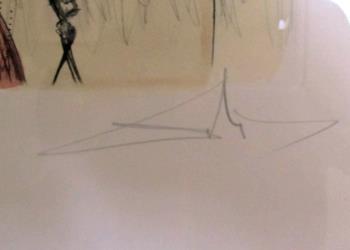 Le chateau de Gala artwork by Salvador Dali - art listed for sale on Artplode