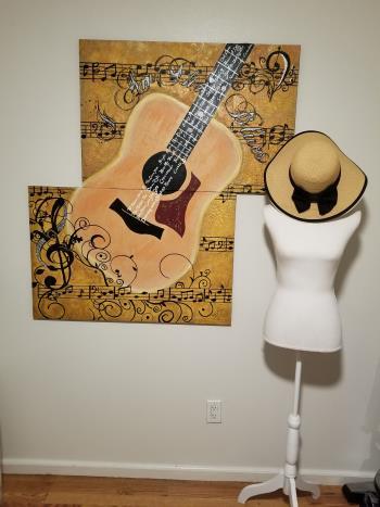 I Am The Blues artwork by Tammy Bijou