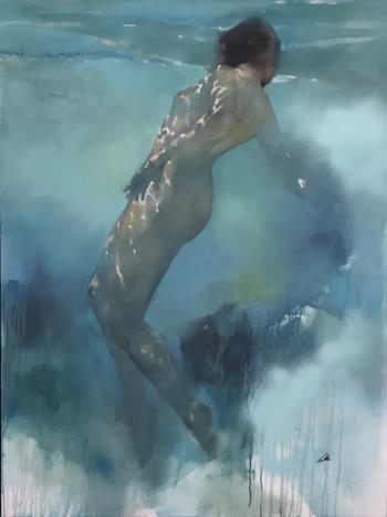 Ray of Light, art for sale online by Bill Bate