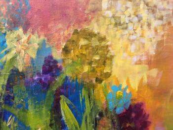 Meadow Meditations artwork by Carol Patch