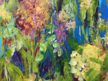 Meadow Meditations artwork by Carol Patch - art listed for sale on Artplode