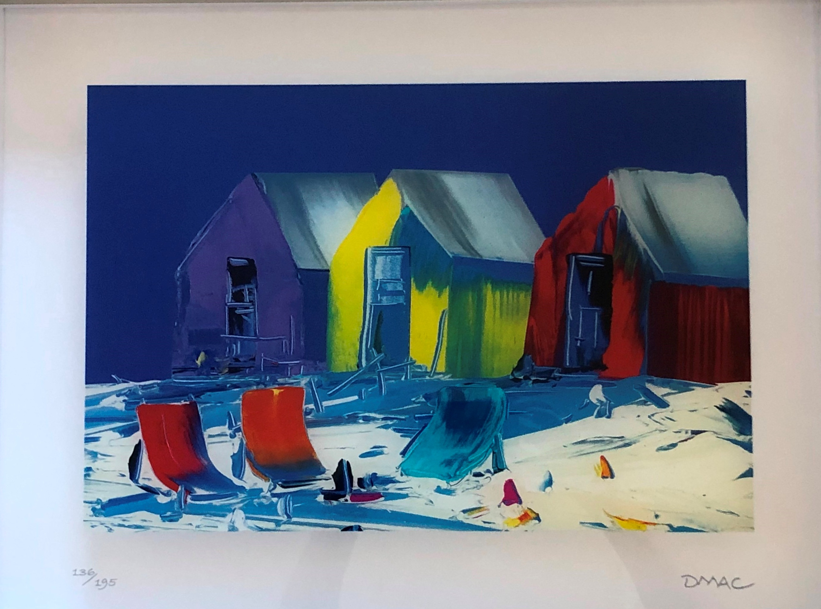 Shades of Life II artwork by Duncan MacGregor - art listed for sale on Artplode
