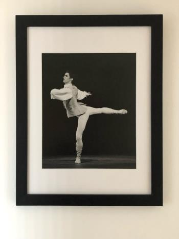 Manon Royal Ballet artwork by Angela Taylor