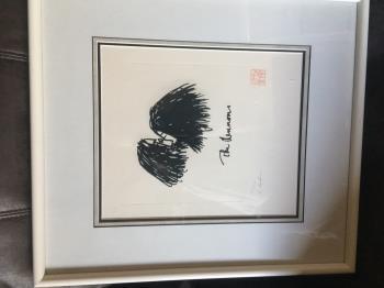 The Lennons artwork by John Lennon