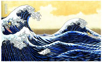 Santa Barbara Wave, art for sale online by Harry Chandler