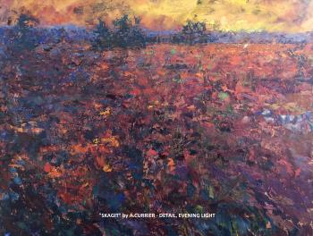 Skagit artwork by Alfred Currier - art listed for sale on Artplode
