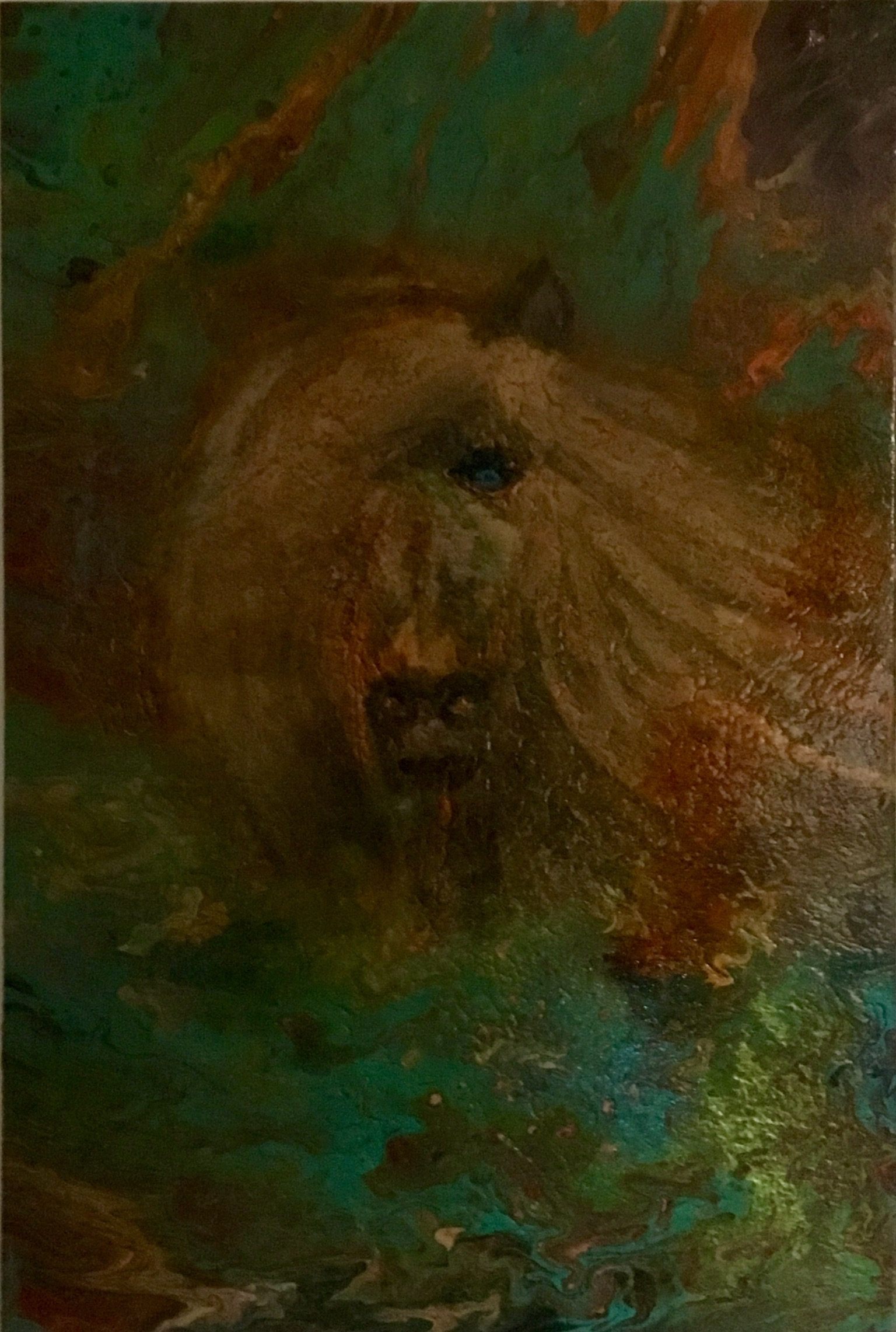 Free Soul artwork by Tracy Heslop - art listed for sale on Artplode