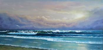 Breath of the sea, art for sale online by Zigmars Grundmanis