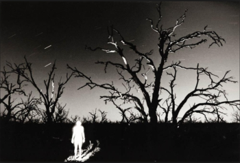 Midnight self portrait Menindee Outback NSW, art for sale online by Trent Parke