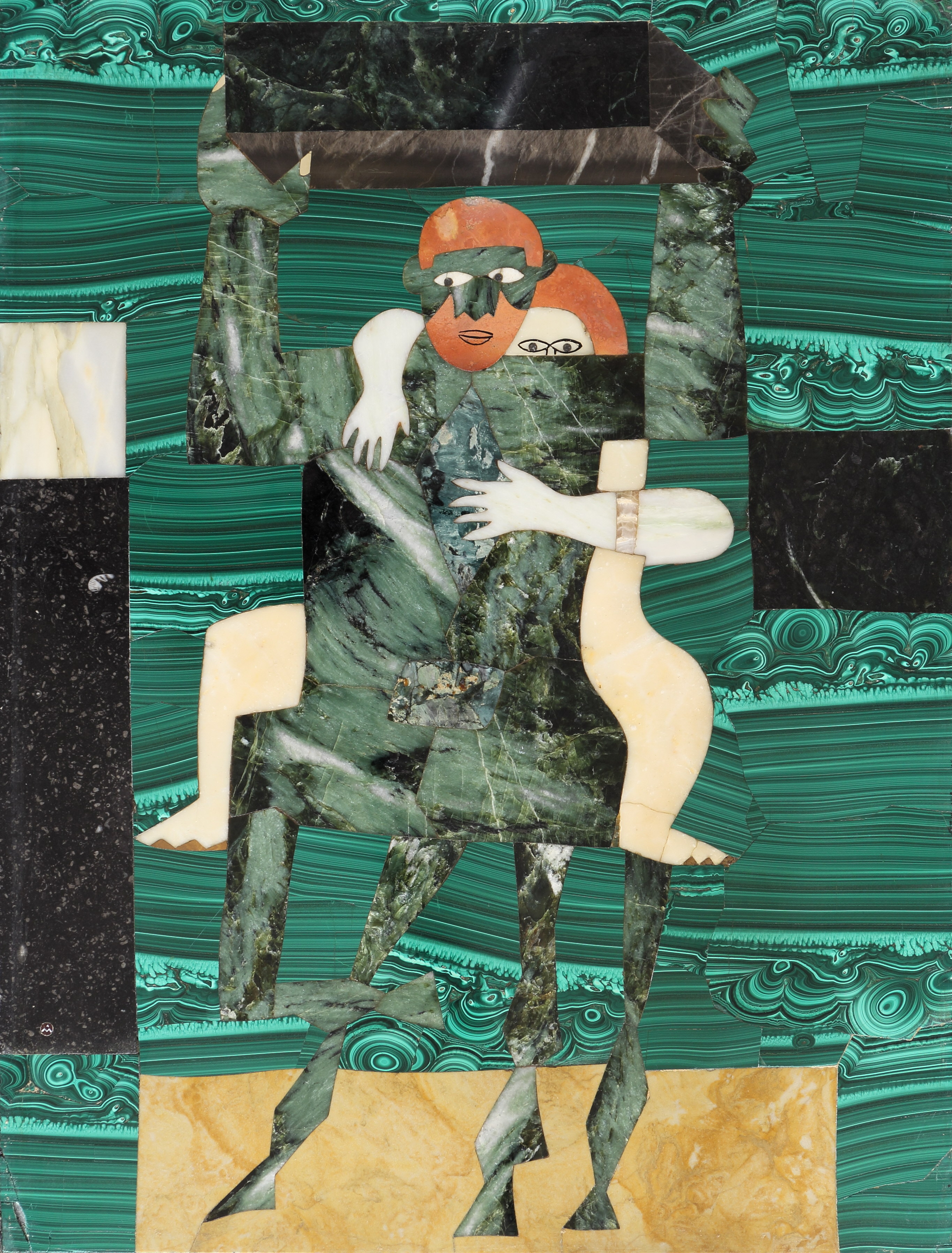 Untitled artwork by Richard Blow - art listed for sale on Artplode
