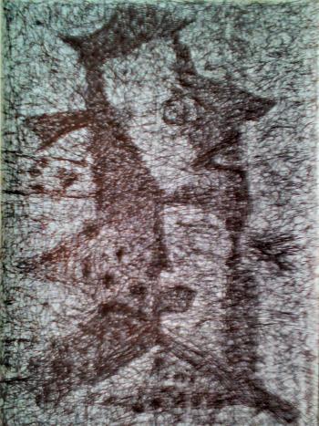 run 109 artwork by Meraud Michel - art listed for sale on Artplode