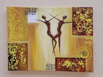 Beautiful artwork by DANIEL ILIYA - art listed for sale on Artplode