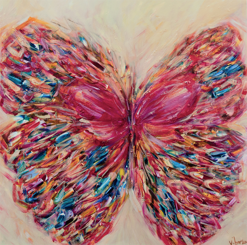 Someone Hijacked Specimen 2 artwork by Victoria Horkan - art listed for sale on Artplode
