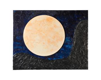 Luna, art for sale online by Laura Anderson