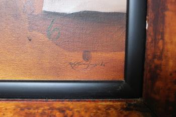 see certificate artwork by Raul Garcia Sangrador