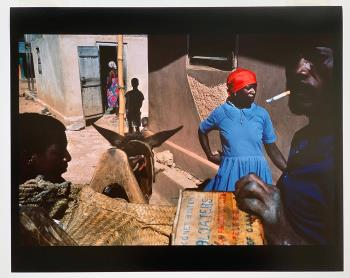 Bombardopolis Haiti, art for sale online by Alex Webb