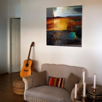 Earth to Earth artwork by Michael Hall - art listed for sale on Artplode