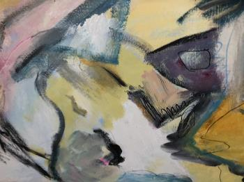 Things Not Seen artwork by Mary Morgan - art listed for sale on Artplode