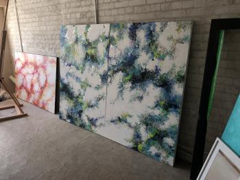 Harmony artwork by Maria Esmar - art listed for sale on Artplode