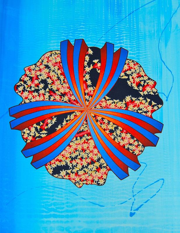 Peoples together artwork by Vanda Daminato - art listed for sale on Artplode