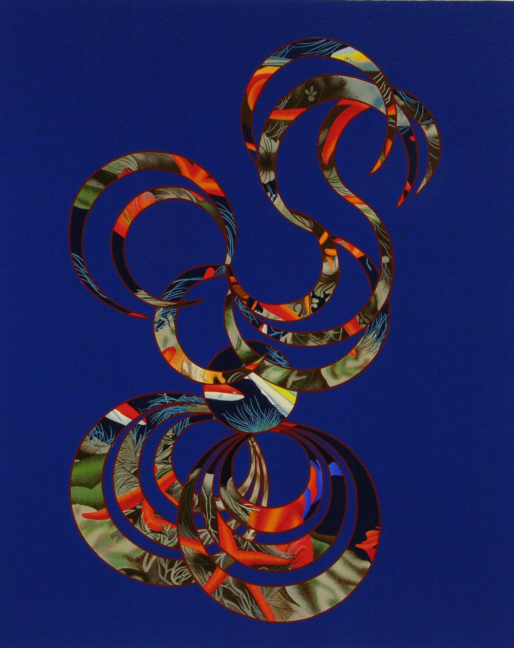 Evolution artwork by Vanda Daminato - art listed for sale on Artplode