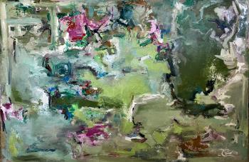 Amazonia , art for sale online by Maria Esmar