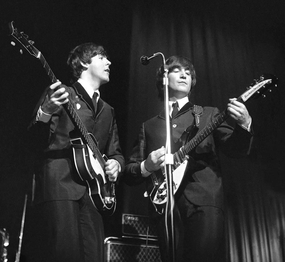 The Beatles Unified artwork by Paul Berriff - art listed for sale on Artplode