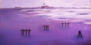 Venezia il silenzio, art for sale online by LETIZIA ZOMBORY