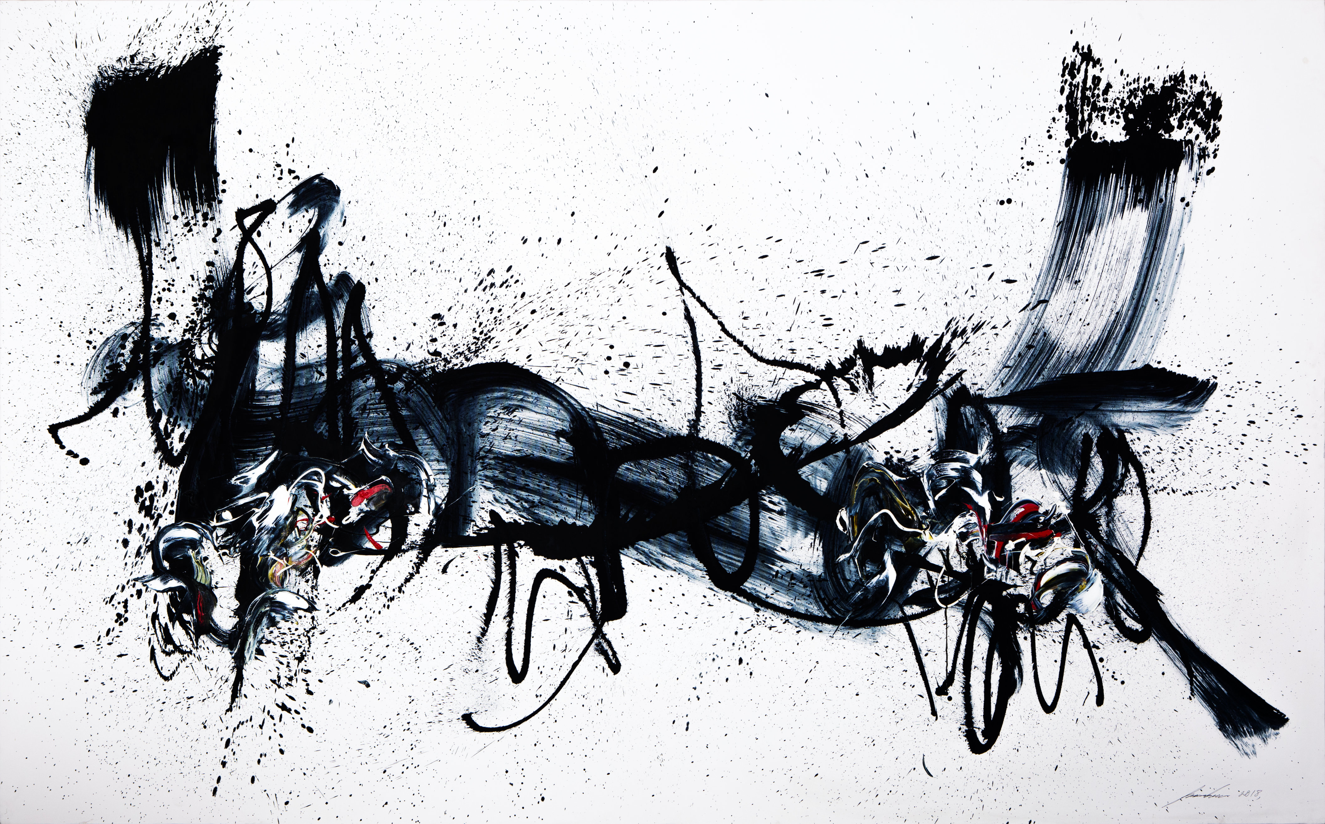 Emotion in Motion artwork by Vahan Roumelian - art listed for sale on Artplode