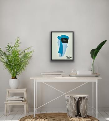 5067 artwork by Lyn Feazelle - art listed for sale on Artplode