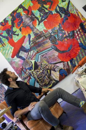 After Life artwork by Dominic Virtosu - art listed for sale on Artplode