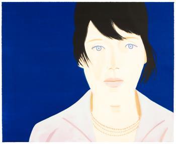 Kym, art for sale online by Alex Katz