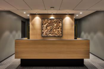 Original Driftwood Wall Sculpture Assemblage  artwork by James Skuban - art listed for sale on Artplode