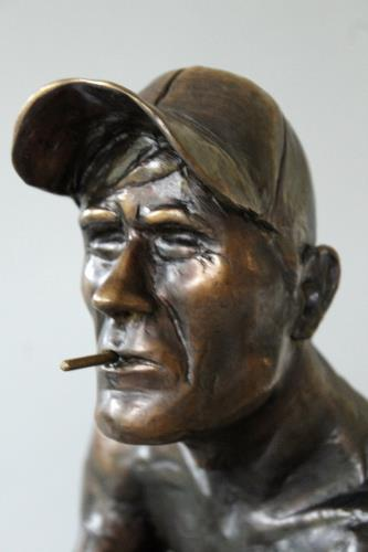 THE WORKIN MAN artwork by Todd Lane - art listed for sale on Artplode