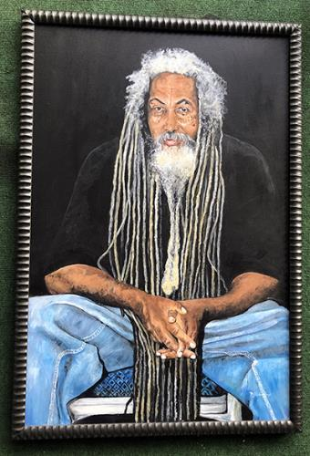 Norman artwork by Bonnie Giordan - art listed for sale on Artplode