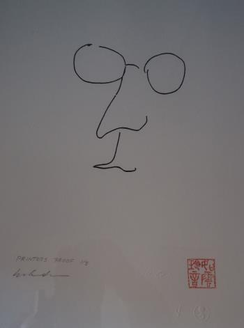 jibun, art for sale online by john lennon