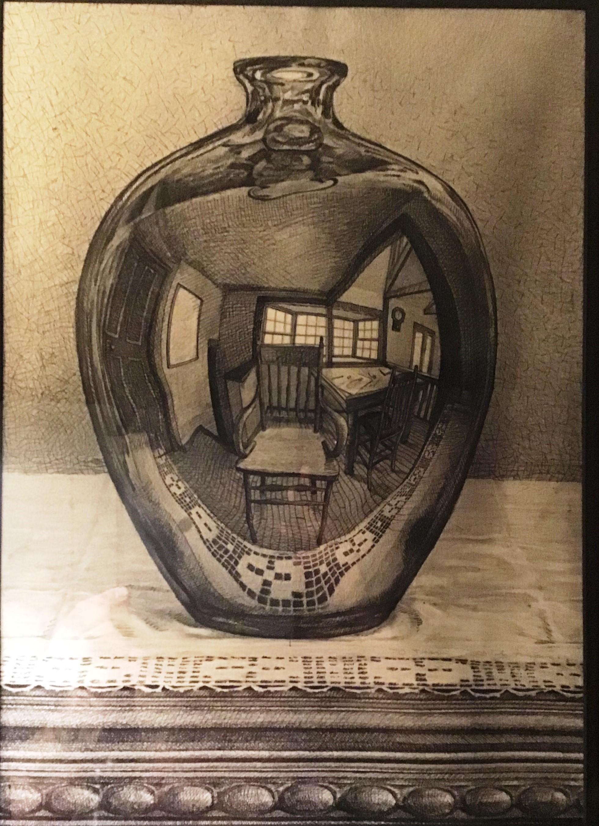 Untitled artwork by Scott Fraser - art listed for sale on Artplode