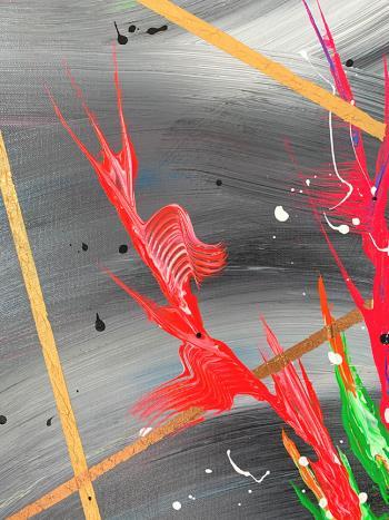 PRINTEMPS artwork by Rick Smith