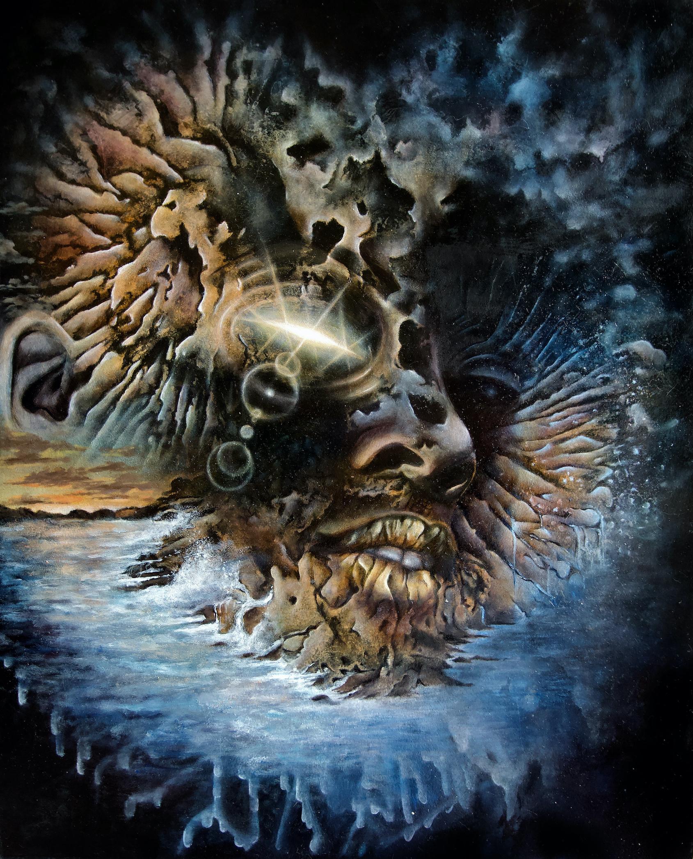 The Sound of Light artwork by Natalie Kongcharoen - art listed for sale on Artplode