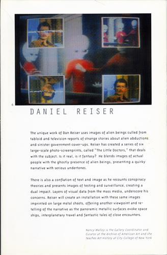 The Little Doctors artwork by Daniel Reiser - art listed for sale on Artplode
