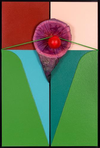 Rendija na ma VI artwork by Lope Max Diaz - art listed for sale on Artplode