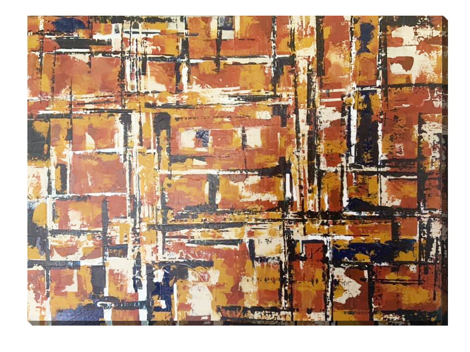 Chaos is a Ladder artwork by Whitney Henson - art listed for sale on Artplode