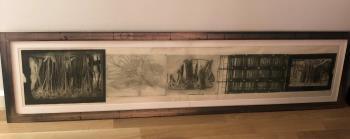 Ipiabuera for Oscar, art for sale online by Judy Pfaff