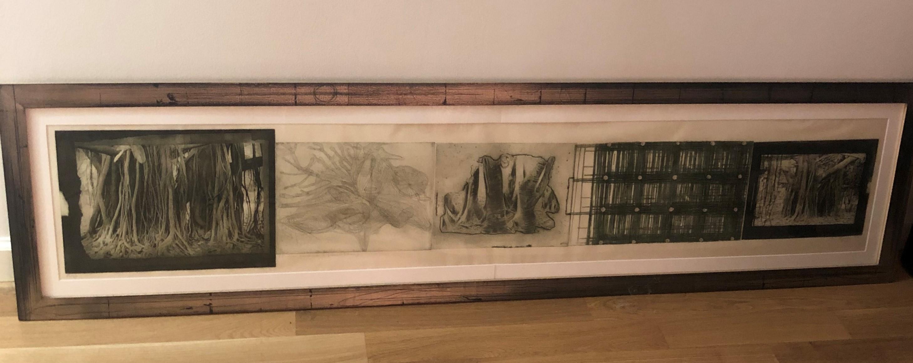 Ipiabuera for Oscar artwork by Judy Pfaff - art listed for sale on Artplode