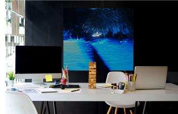 Vita Espirituale of Grotta Azzurra artwork by Felipe Moraes