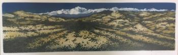 Rocky Mtn Landscape, art for sale online by Tim Diffenderfer
